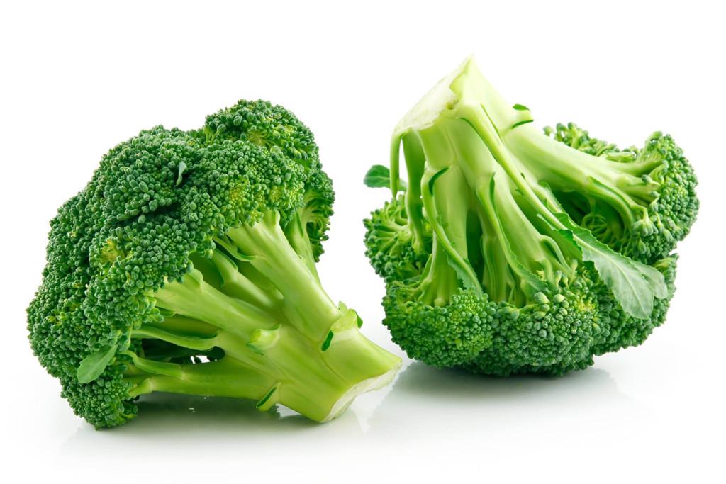 Полезные для сердца продукты: брокколи