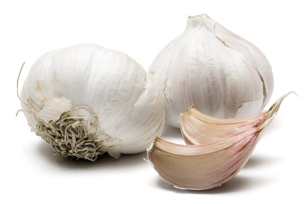Полезные для сердца продукты: чеснок
