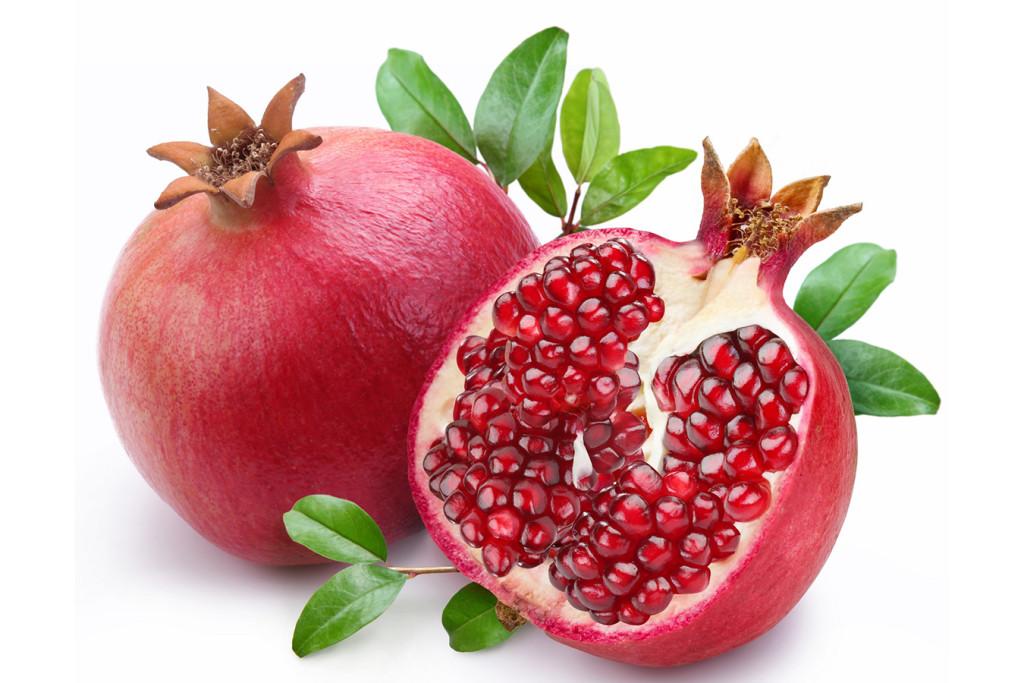 Полезные для сердца продукты: гранат