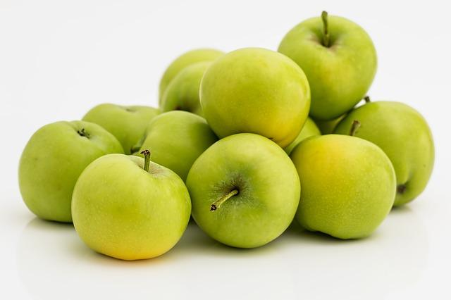 Диета при гепатите С: яблоки