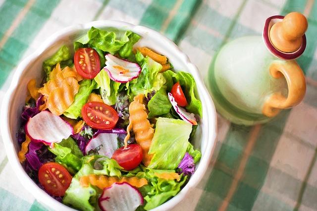 Диета при гепатите С: овощи