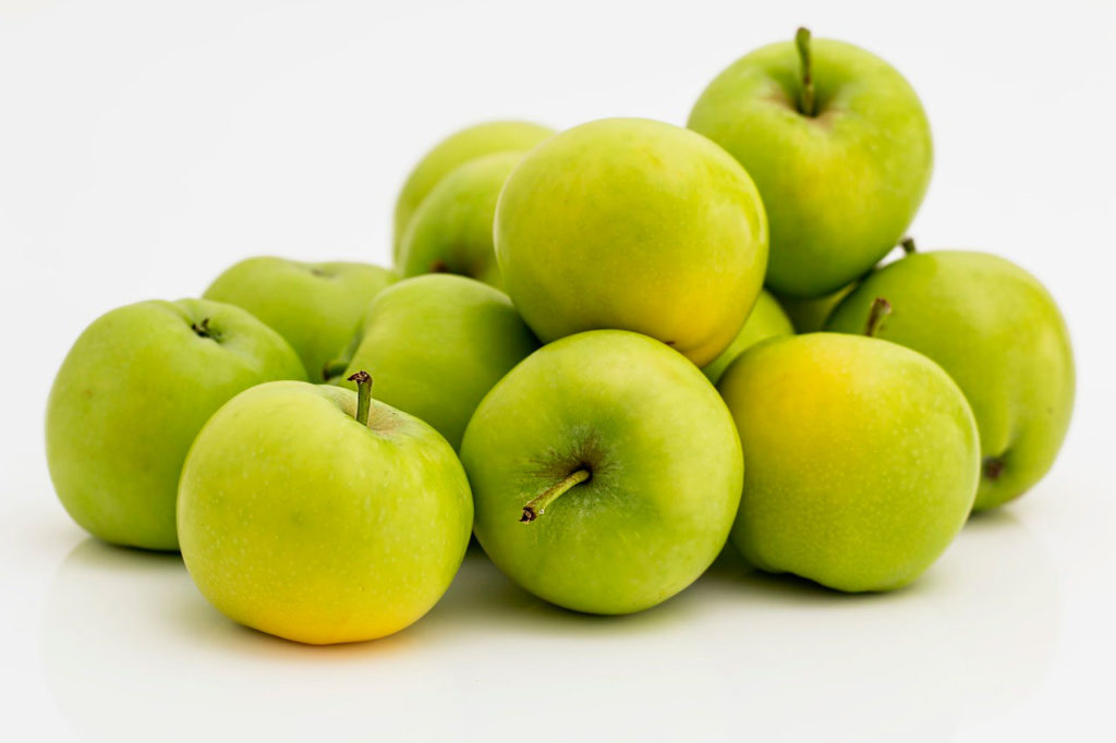 Диета стол №5: яблоки