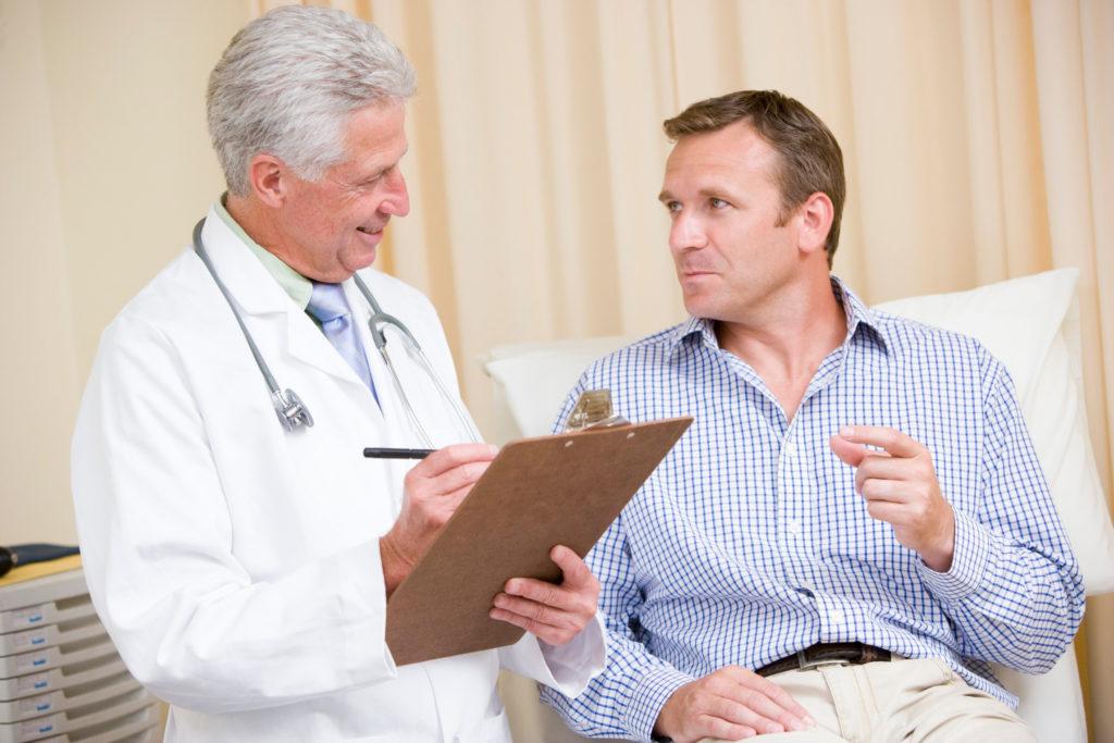 Простатит: симптомы и лечение 1